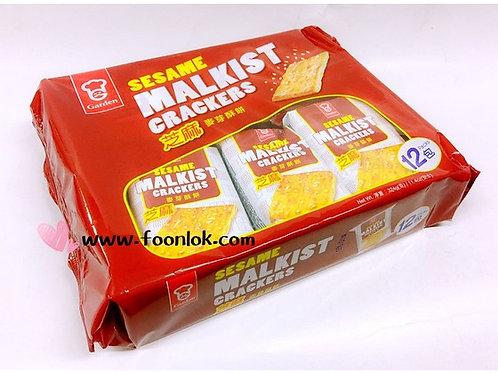小包裝嘉頓芝麻麥芽酥(1盒x12包)