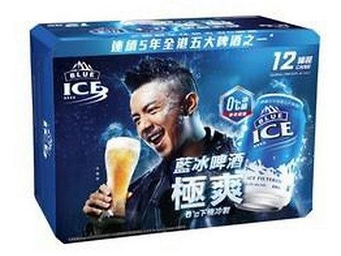 罐裝藍冰啤(330mlx24罐)