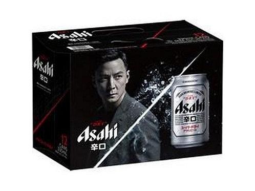 罐裝Asahi朝日啤酒 (330mlx24罐)
