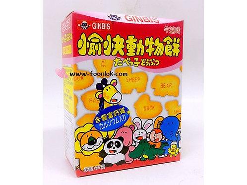 盒裝動物餅(牛油)37gx24盒