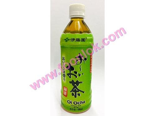 支裝伊滕園綠茶(500mlx24支)