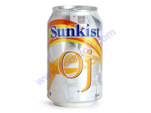 罐裝OJ橙汁(345mlx24罐)