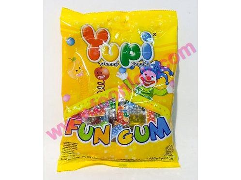 單粒Yupi橡皮糖(生果粒)  (120g)