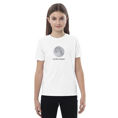 Organic cotton kids t-shirt