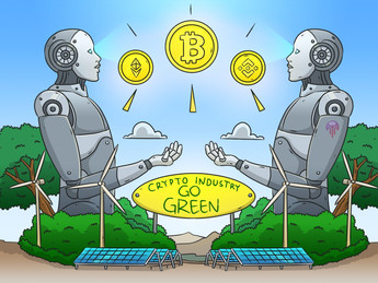 How Green Can We Get: The Subtle Roles of AI in Decarbonizing Crypto Operations