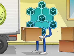 Using Blockchain for Supply Chain Tracking