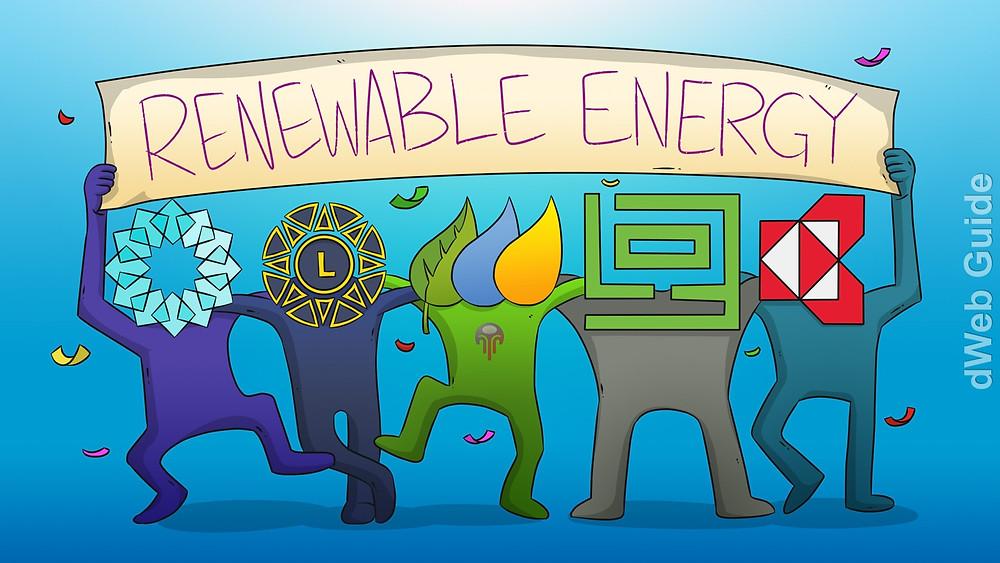 Blockchain and Renewable Energy