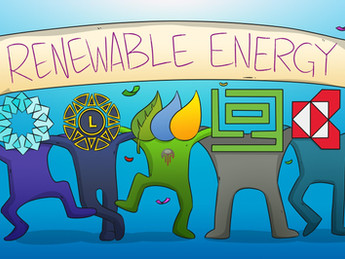 5 Companies Using Blockchain to Promote Renewable Energy