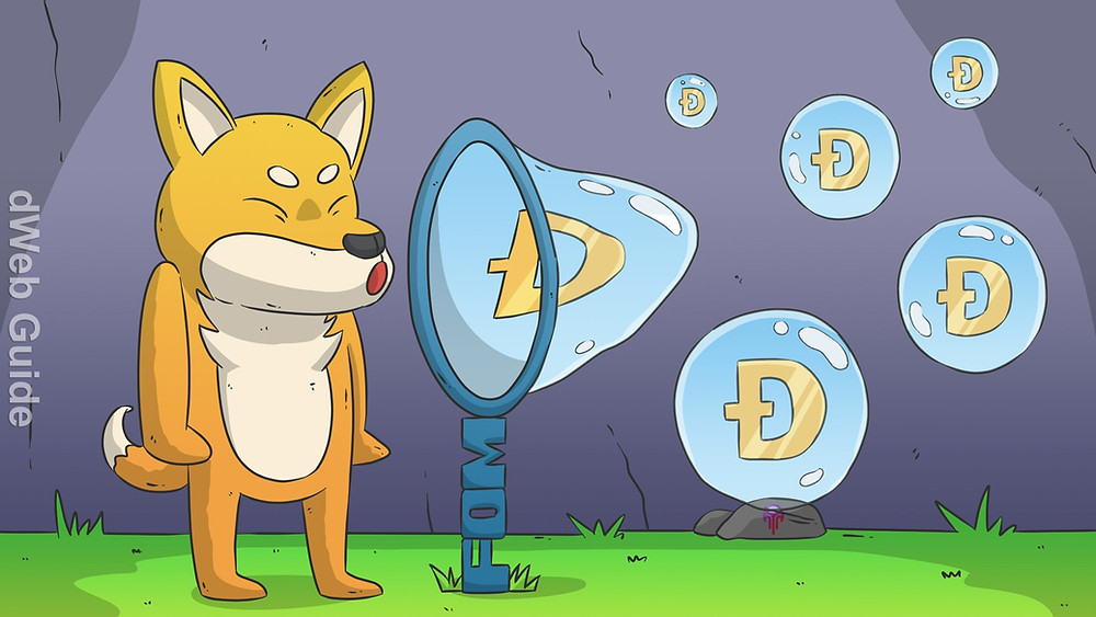 The Dogecoin Bubble