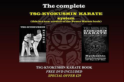 TSG-KYOKUSHIN KARATE