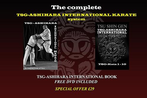 TSG-ASHIHARA INTERNATIONAL KARATE