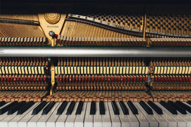 鋼琴保養硬知識之對抗煩人濕氣