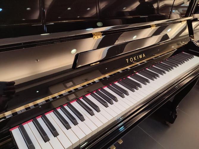【 日本製直身鋼琴】TOKIWA TS120 (6/7/2021)