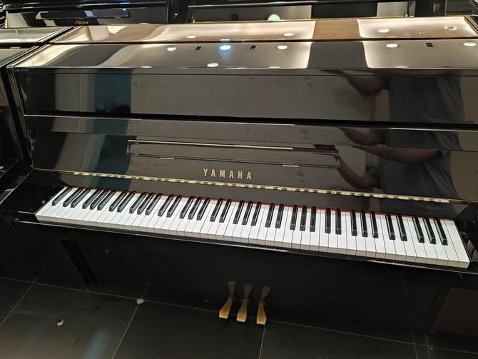 【3台Yamaha慳位之選】可彈至8級的慳位鋼琴