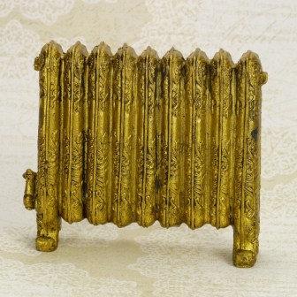 Radiador dourado
