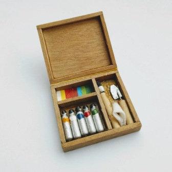 Caixa de pintura