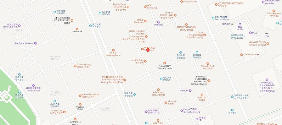 首尔特别市江南区德黑兰路81街26,8楼(儒林大厦) - 百度地图.jpg