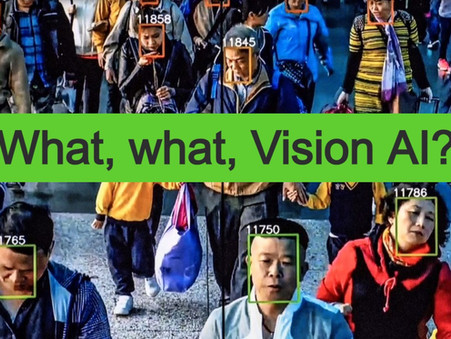 [Yonhap Archive X MAILab] What? What vision AI?