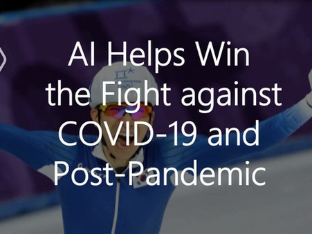 [Yonhap Archive X MAILab] AI Helps Win the Fight against COVID-19
