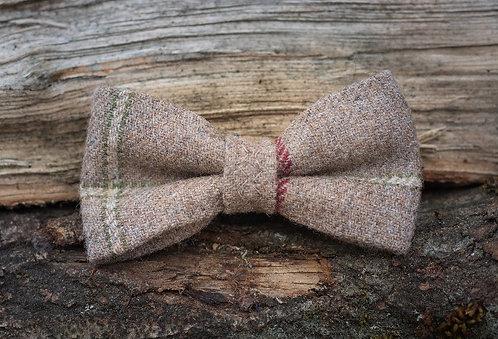 Rye Tweed Bow Tie