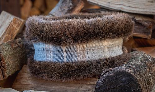 Tawny Tweed Head Warmer