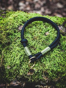"Blackthorn Rope Slip Collar 12-13"""