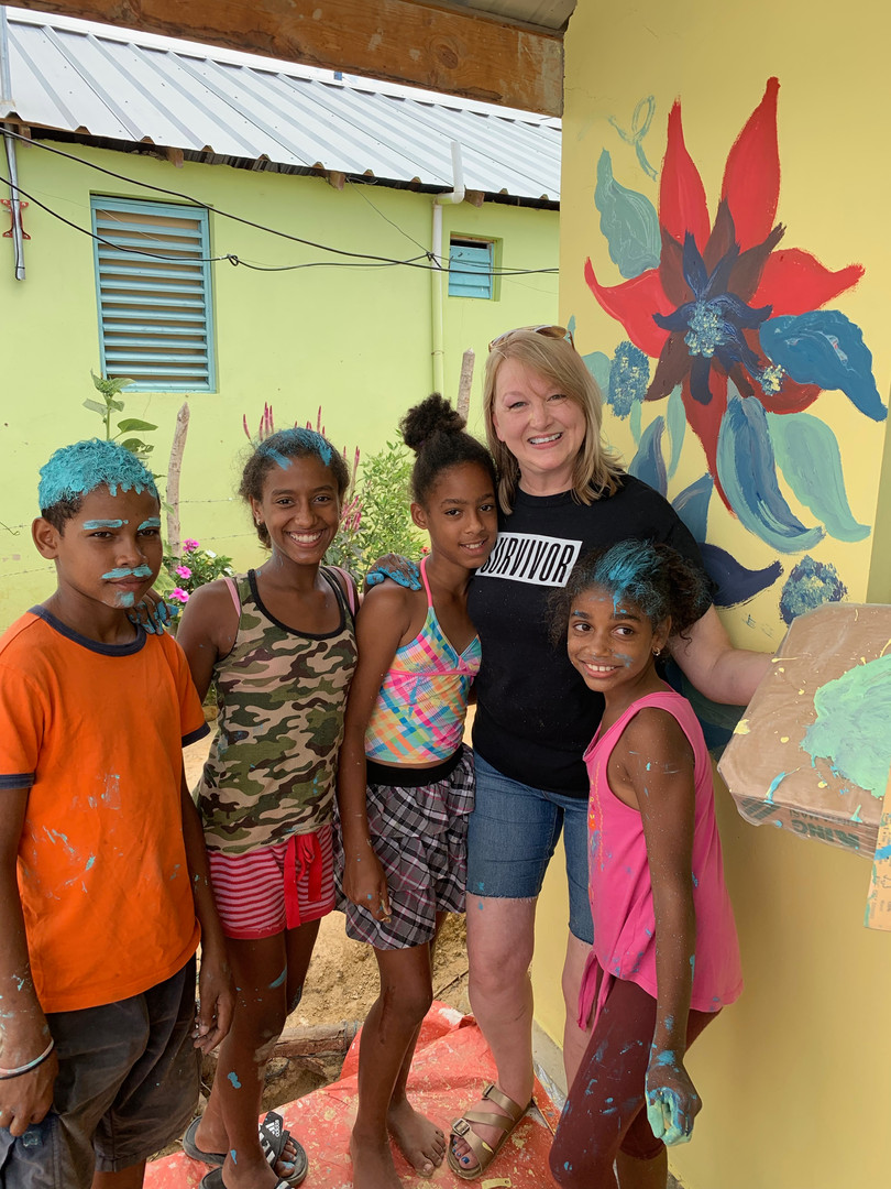 Serving in the Dominican Republic