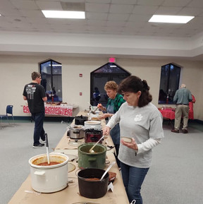 1st Annual Chili Cook-Off