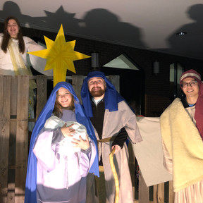 Nativity Drive Thru