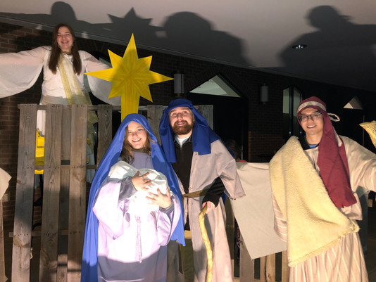 Nativity Drive Thru