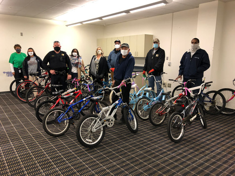 Bicycle Ministry at McCracken