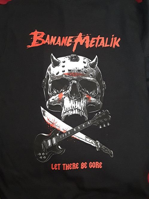 Banane Metalik Mens Shirt