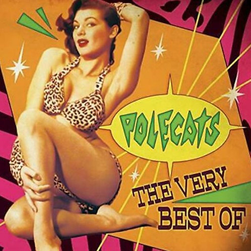 Polecats Best Of (Pink Vinyl)