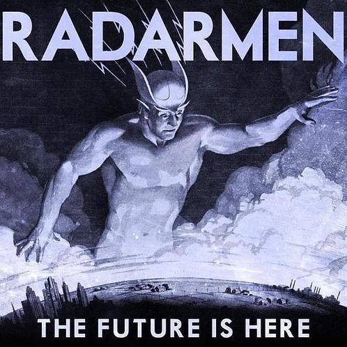 Radarmen 4pk (CD + 3 Vinyls)