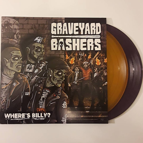 """Graveyard Bashers """"WHERES BILLY?"""" Combo Pack"""