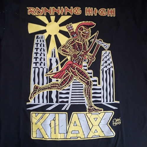 KLAX Running High