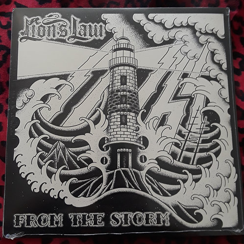 Lions Law From The Storm LP