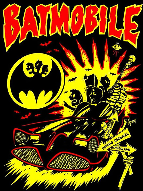 Batmobile  Mens