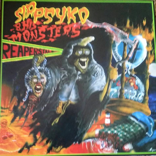 Sir Psycho And His Monsters LP