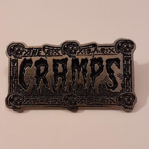 CRAMPS Enamel Pin
