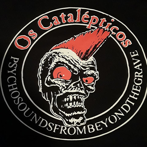 Os Catalepticos Girls T