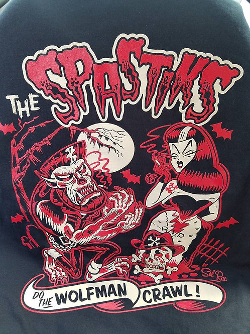 The Spastiks (red)