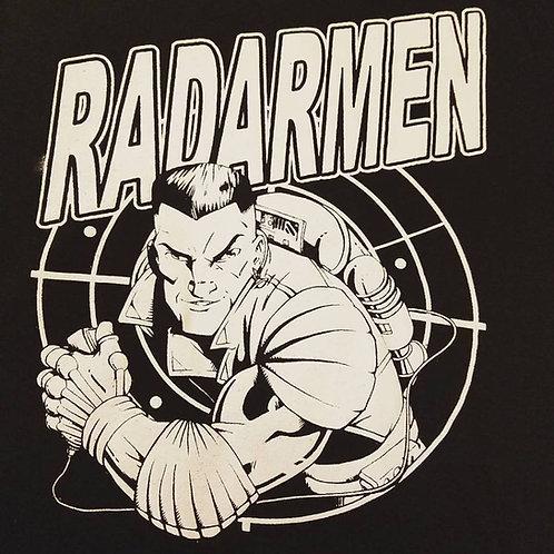 RADARMEN SPACE MAN