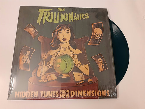 The trillionairs Black Vinyl
