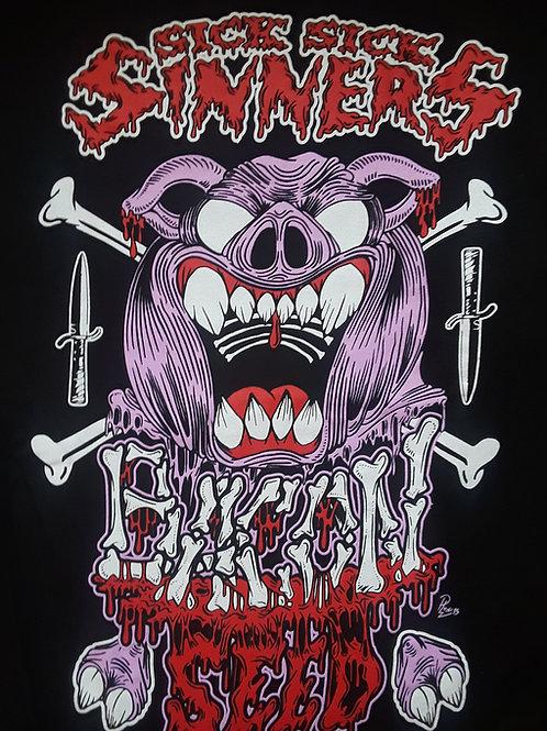 Sick sick sinners Bacon Seed