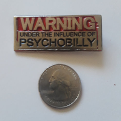 Psychobilly Warning!