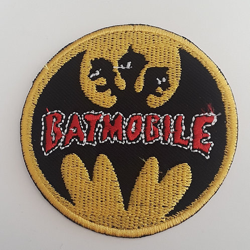 Batmobile Badge