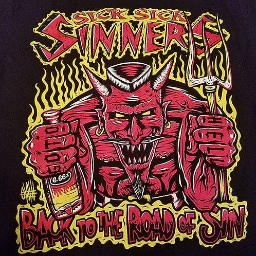Sick Sick Sinners Tour 2016