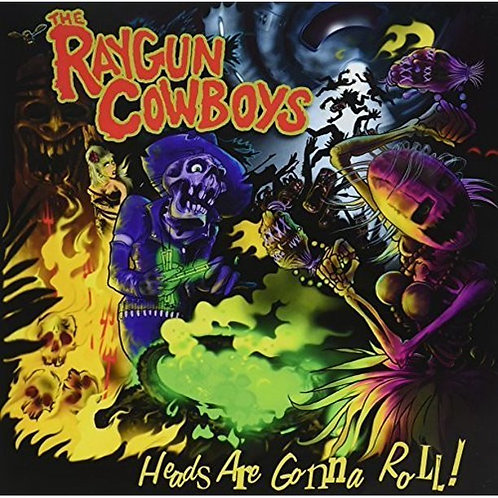 The Raygun Cowboys