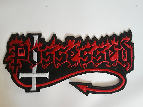 Possesed Embroidered Patch
